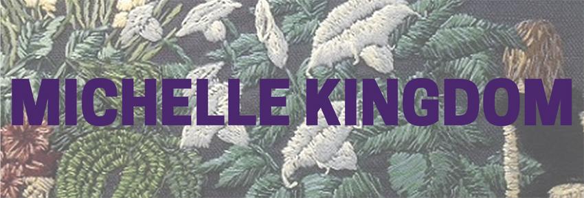 The Storied Stitch: Michelle Kingdom
