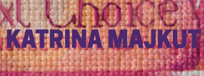The Storied Stitch: Katrina Majkut